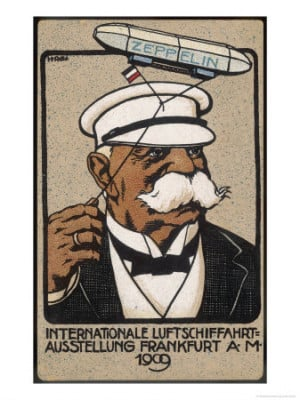 Buy Ferdinand Adolf August Heinrich Graf Von Zeppelin German Soldier ...