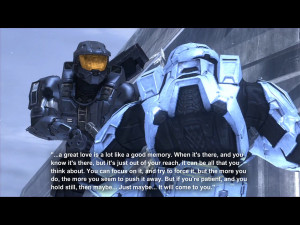 red vs blue quote : epsilon by AnimeDemond1937