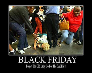 Black Friday Funny...