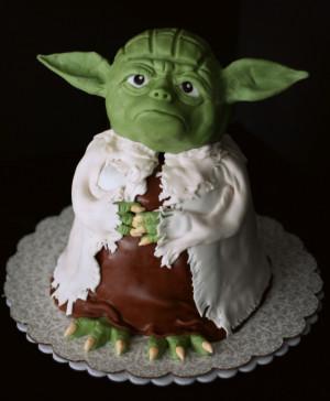 yoda birthday quotes yoda birthday cake