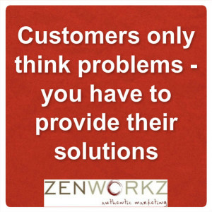 zen customer problem solution