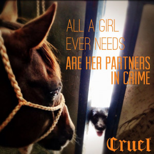 ... Girls And Her Hors Quotes, Hors Girls Quotes, Horses, Quotes Cowgirls