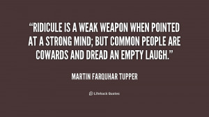 Quotes by Martin Farquhar Tupper