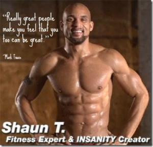 Success Secrets from Shaun T Insanity creator