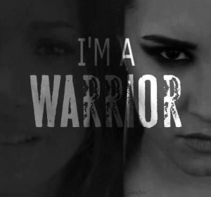 am a warrior