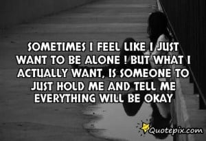 quotes and sayings it is better to be alone than feeling alone quotes ...
