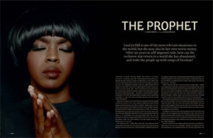 lauryn hill quotes religion