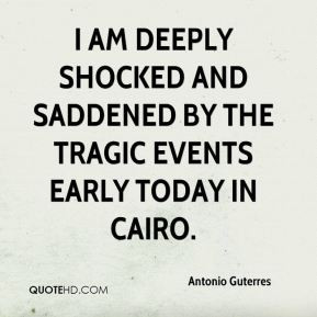 I AM Shocked Quotes
