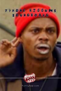Dave Chappelle Clayton Bigsby SoundBoard Soccer 101 Dave Chappelle ...