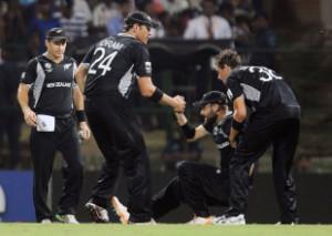 ... New Zealand v Pakistan, Group A, World Cup, Pallekele, March 8, 2011