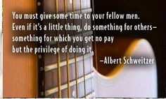 albert schweitzer quotes - Google Search