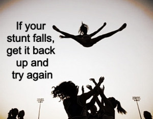 Cheer Quotes For Flyers And Bases