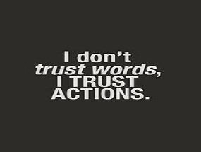 Dont Trust No One Quotes