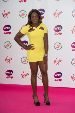 Sloane Stephens Dress (4)