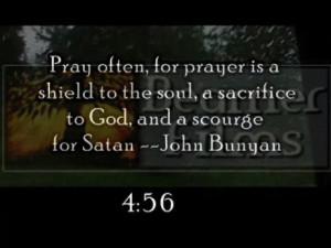 Prayer Quotes Countdown