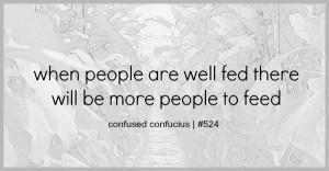 saying confused confucius #524