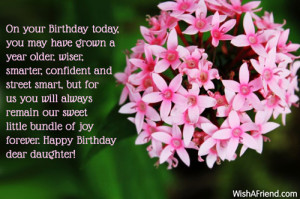 adult daughter birthday quotes