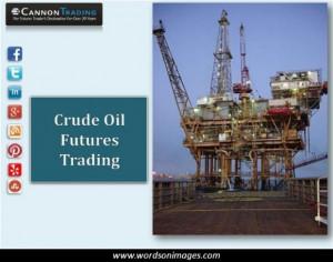 Crude oil price quote