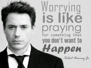 Inspirational Quotes by Robert Downey Jr.