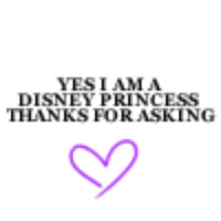 disney princess quotes and sayings photo: I am a princess yesiam.png