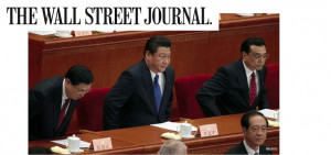 ... , Slow Road to Market Reform – The Wall Street Journal Quotes Xi Li