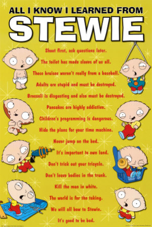 Family Guy Stewie Famous Quotes ~ Stewie Quotes Family Guy