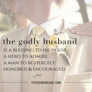 Godly husband