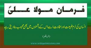 Ali Kootation Sayings Moula Aqwal Imam Urdu
