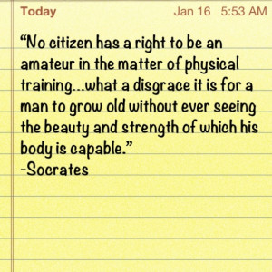 Quote from Socrates