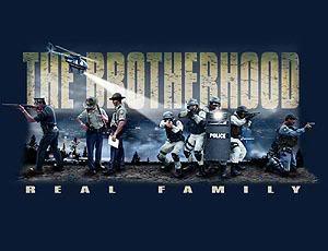 All Graphics » police brotherhood