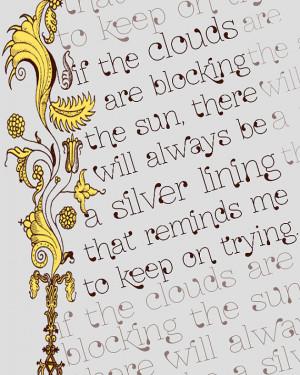 Silver Linings Playbook...