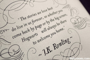 Rowling Quotes
