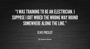 Elvis Presley Quotes and Sayings
