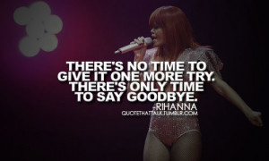 22 Rihanna Quotes And Rihanna Lyrics From Tumblr