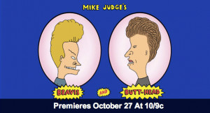 Beavis And Butthead Return