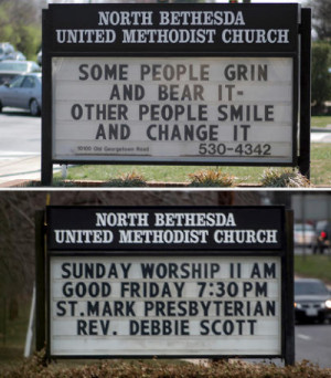 Easter Sayings For Church Signs