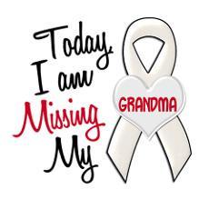 Missing My Grandma 1 PEARL Poster