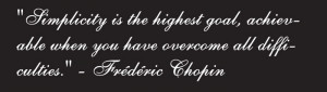 ... you have overcome all difficulties.