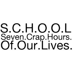 Funny Quotes About School Funny Quotes School High School Graduation