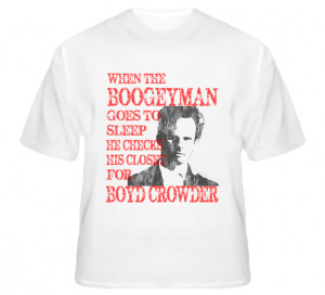 justified boyd crowder quotes quotesgram