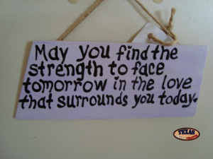 Strength From Love