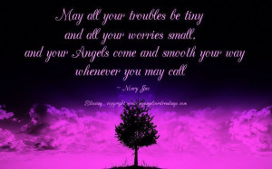 Mary Jac Blessings, Poems and Sayings with Images