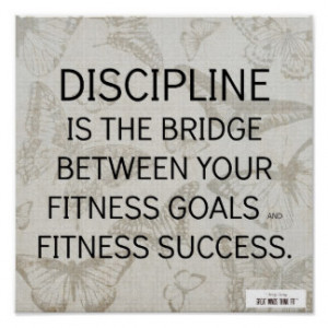 Quotes On Success and Discipline