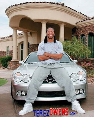 Larry Fitzgerald House and Cars