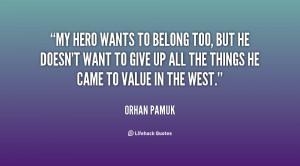 Your My Superhero Quote