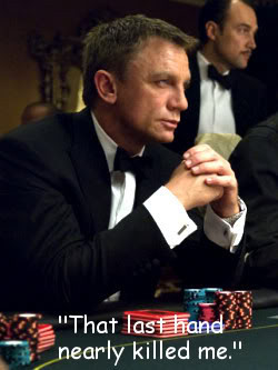 James bond casino royale soundtrack list