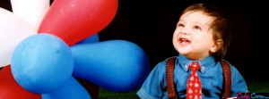 Sweet Baby Boy Quotes Sweet baby boy with balloons