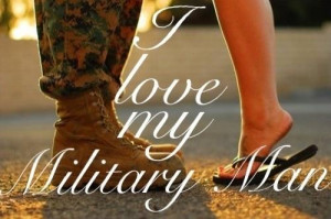 Love My Soldier Quotes #i love my soldier #i love