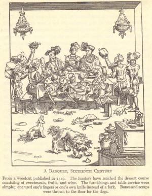 Renaissance Feast: A Sixteenth-Century Banquet