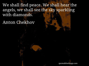 ... angels, we shall see the sky sparkling with diamonds. #quote #